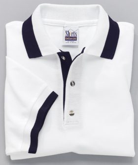 Polo - Dual color sport shirt