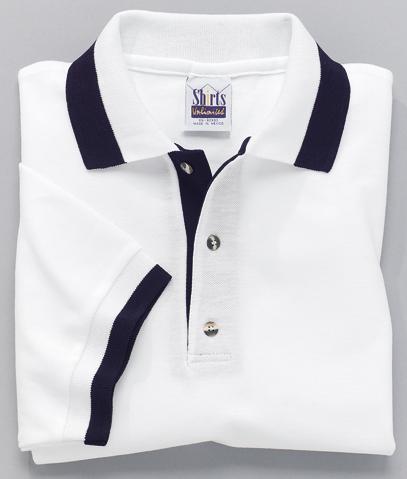 Polo - Dual color sport shirt